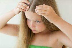 Лечение перхоти у детей