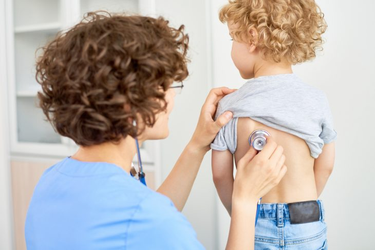 Рвота у детей при воспалении легких
