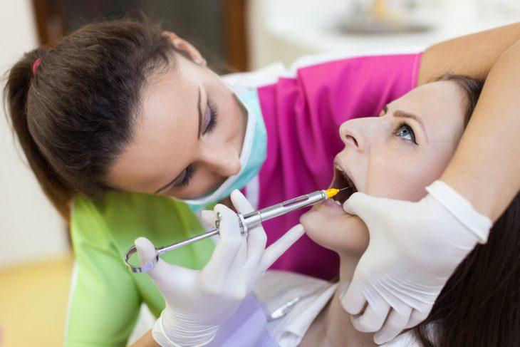 местные анестетики в гинекологии