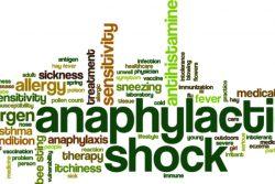 Анафилактический шок: симптомы, неотложная помощь