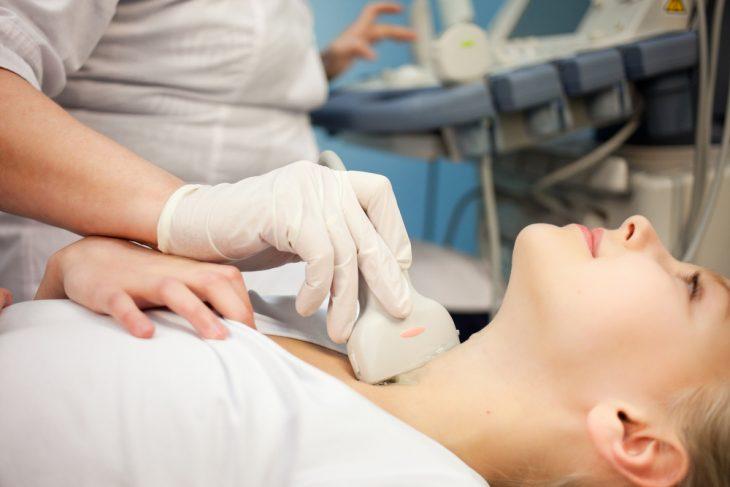 У ребенка увеличена щитовидная железа