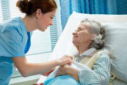 Как правильно лечить пролежни?