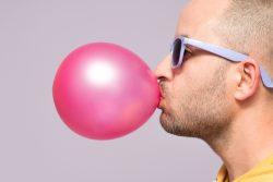 Жевательная резинка – польза или вред?