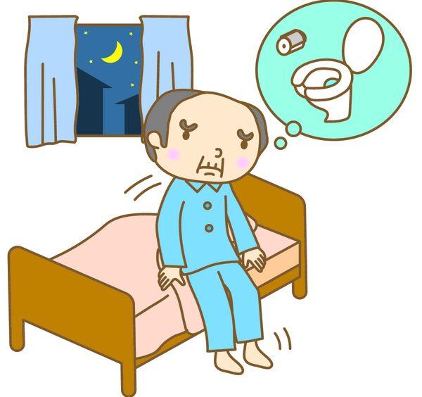 Частые ночные мочеиспускания у мужчин лечение