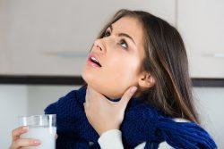 Обзор средств для полоскания горла при ангине