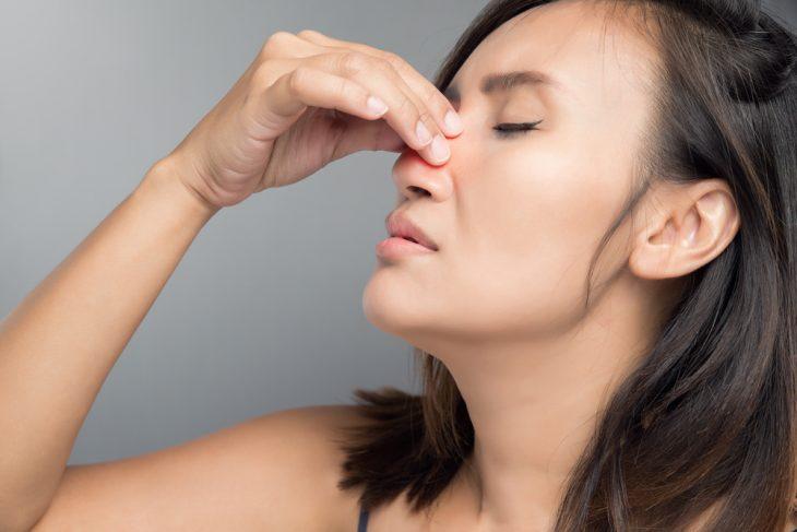 Папилломы в носу симптомы и лечение