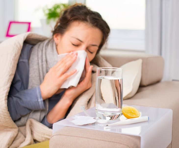 5 частых заблуждений о простуде